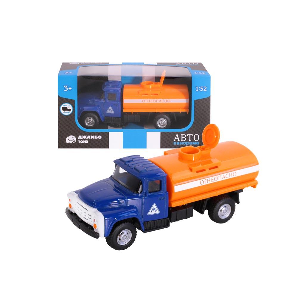 Машинка Автопанорама 1200099 инерционная машинка автопанорама самосвал 1 54 синий