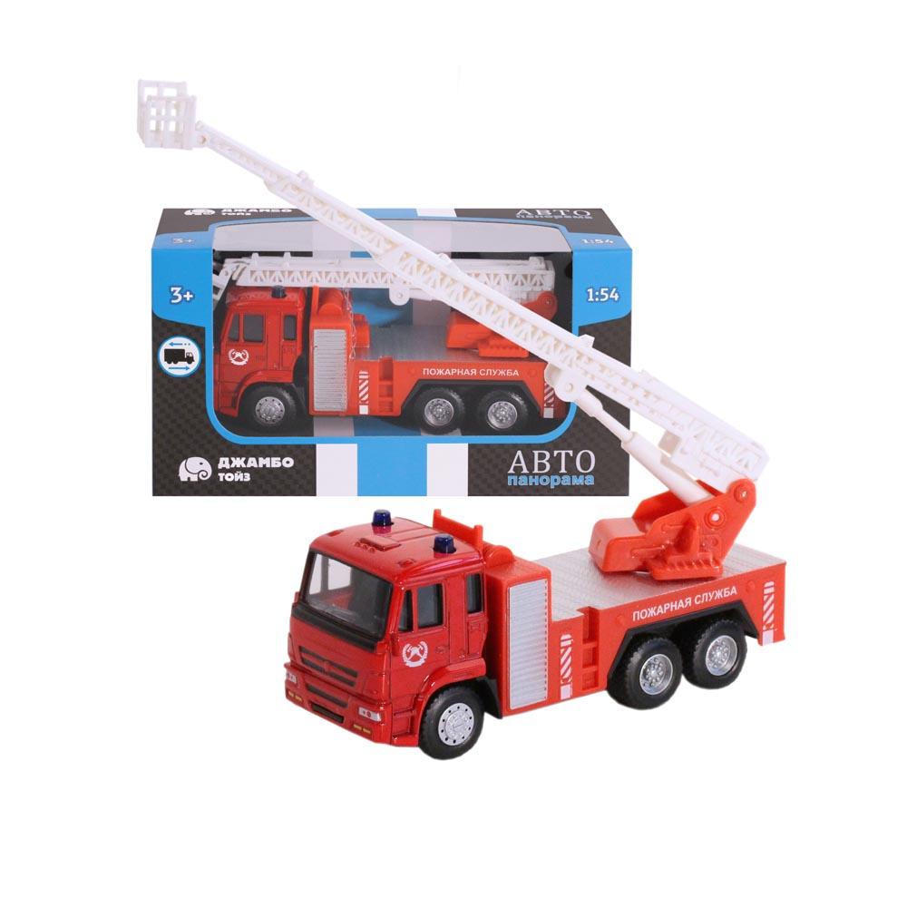 Машинка Автопанорама 1200091 набор машинок siku пожарная служба 1818rus