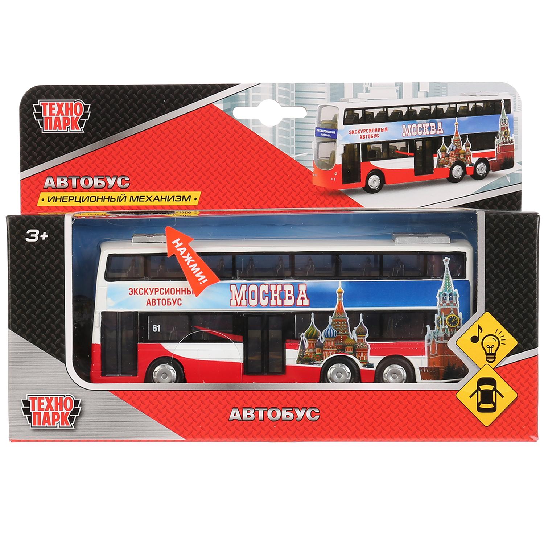 Машинка Технопарк CT10-054-2 игрушка технопарк автобус ct10 025 sb