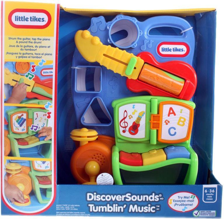 Игровой набор Little Tikes 624803 little tikes little tikes раннего детства специальное образование детские игрушки сумасшедший отскок колеса грузовики 641 480 американский бренд