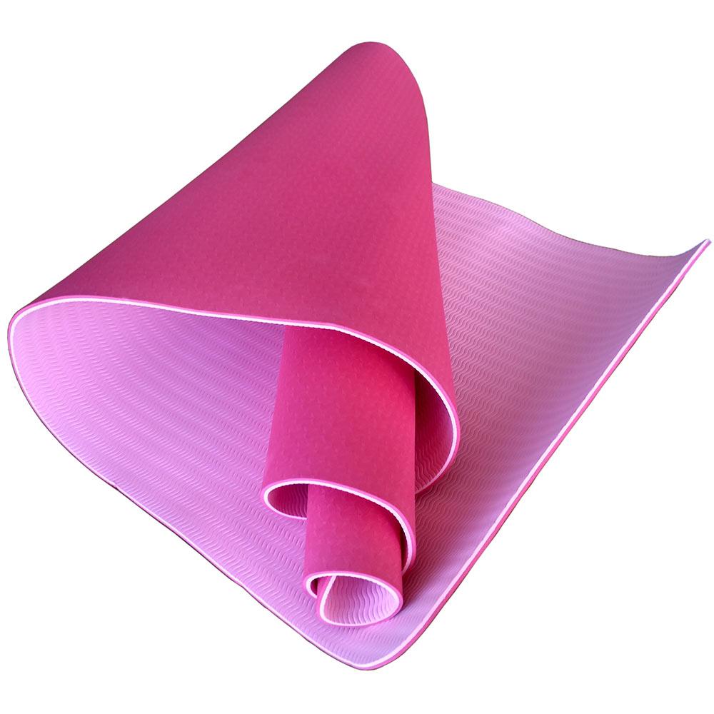 Коврик для йоги и фитнеса Hawk 10014495 коврик для йоги и фитнеса profi fit 6 мм стандарт серый