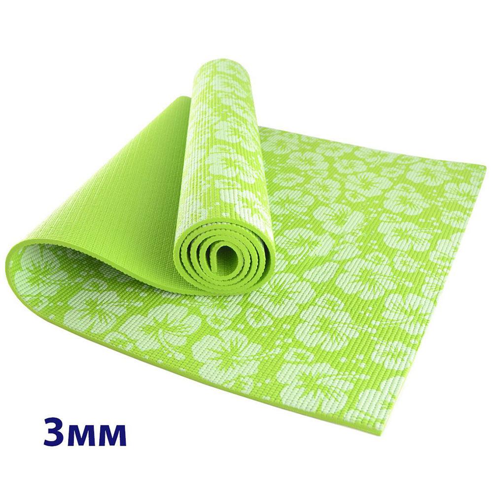 Коврик для йоги и фитнеса Hawk 10012394 коврик для йоги onerun 495 4807 зеленый 173 х 61 см