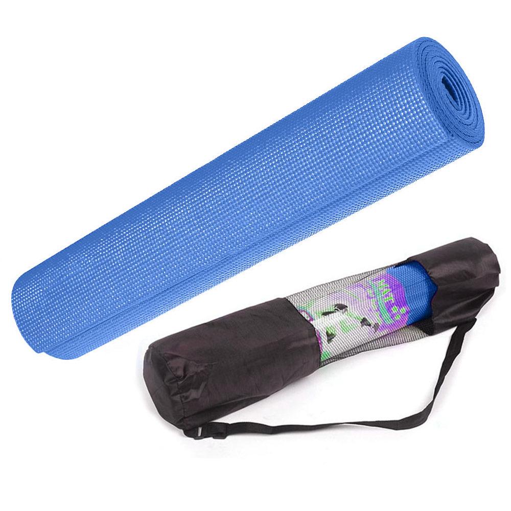 Коврик для йоги и фитнеса Hawk 10017407 коврик для йоги и фитнеса indigo цвет голубой 173 х 61 х 0 6 см