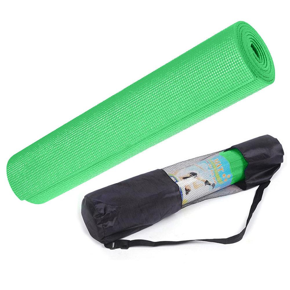 Коврик для йоги и фитнеса Hawk 10017408 коврик для йоги и фитнеса indigo фиолетовый с рисунком 173 х 61 х 0 6 см