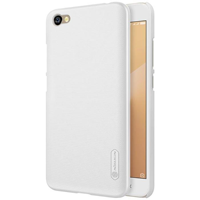 Чехол для сотового телефона Nillkin Super Frosted Shield, белый защитный чехол nillkin super frosted shield для xiaomi mi 9 gold