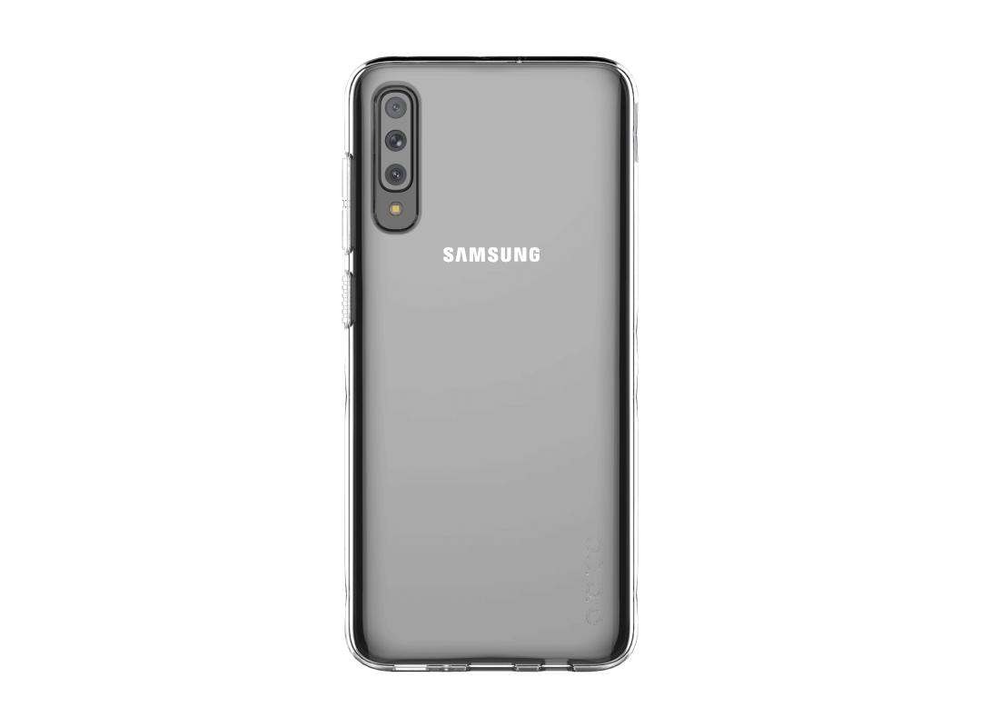 Чехол для сотового телефона Samsung Galaxy A70, прозрачный