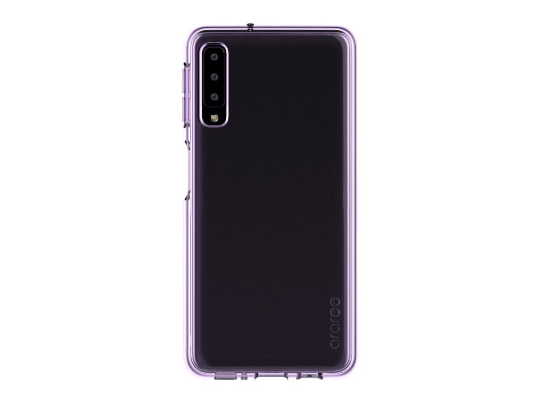 Чехол для сотового телефона Samsung Galaxy A70, фиолетовый