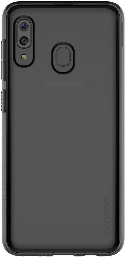 Чехол для сотового телефона Samsung Galaxy A20, черный