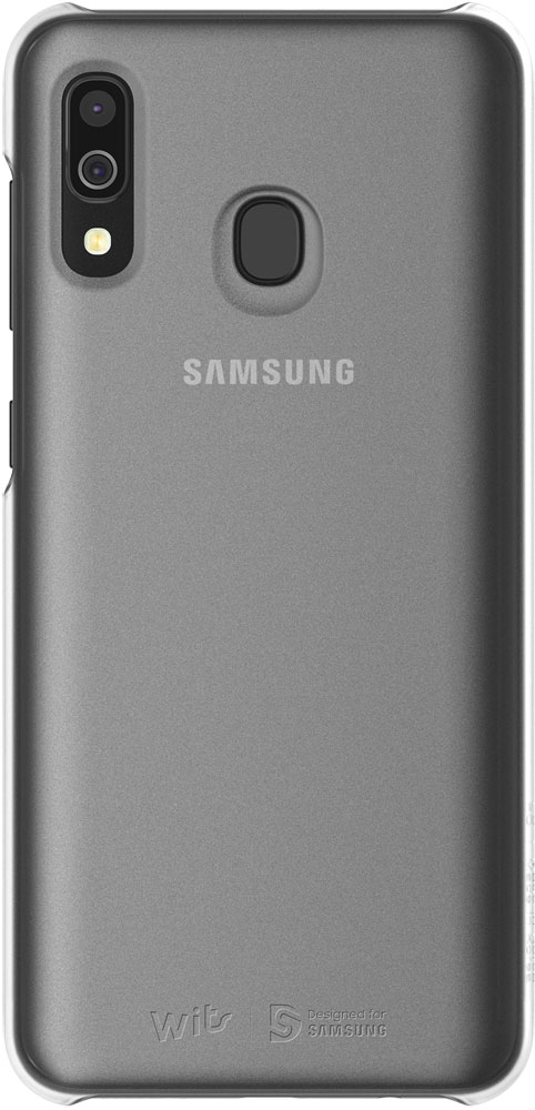 Чехол для сотового телефона Samsung Galaxy A30, прозрачный