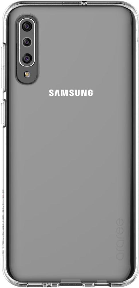 Чехол для сотового телефона Samsung Galaxy A50, прозрачный