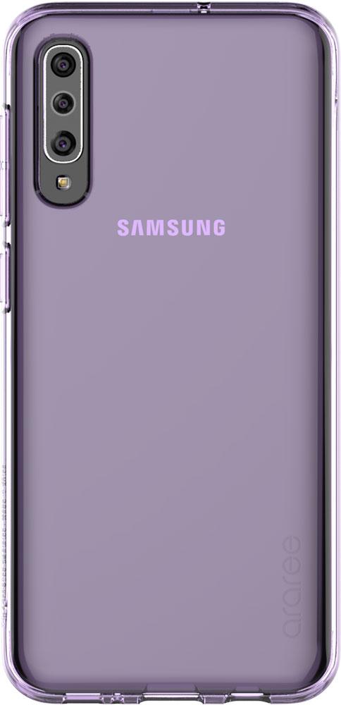 Чехол для сотового телефона Samsung Galaxy A50, фиолетовый
