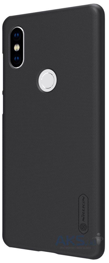 все цены на Чехол для Xiaomi Mi Mix 2S Накладка Frosted Xiaomi Mi Mix 2S Black онлайн