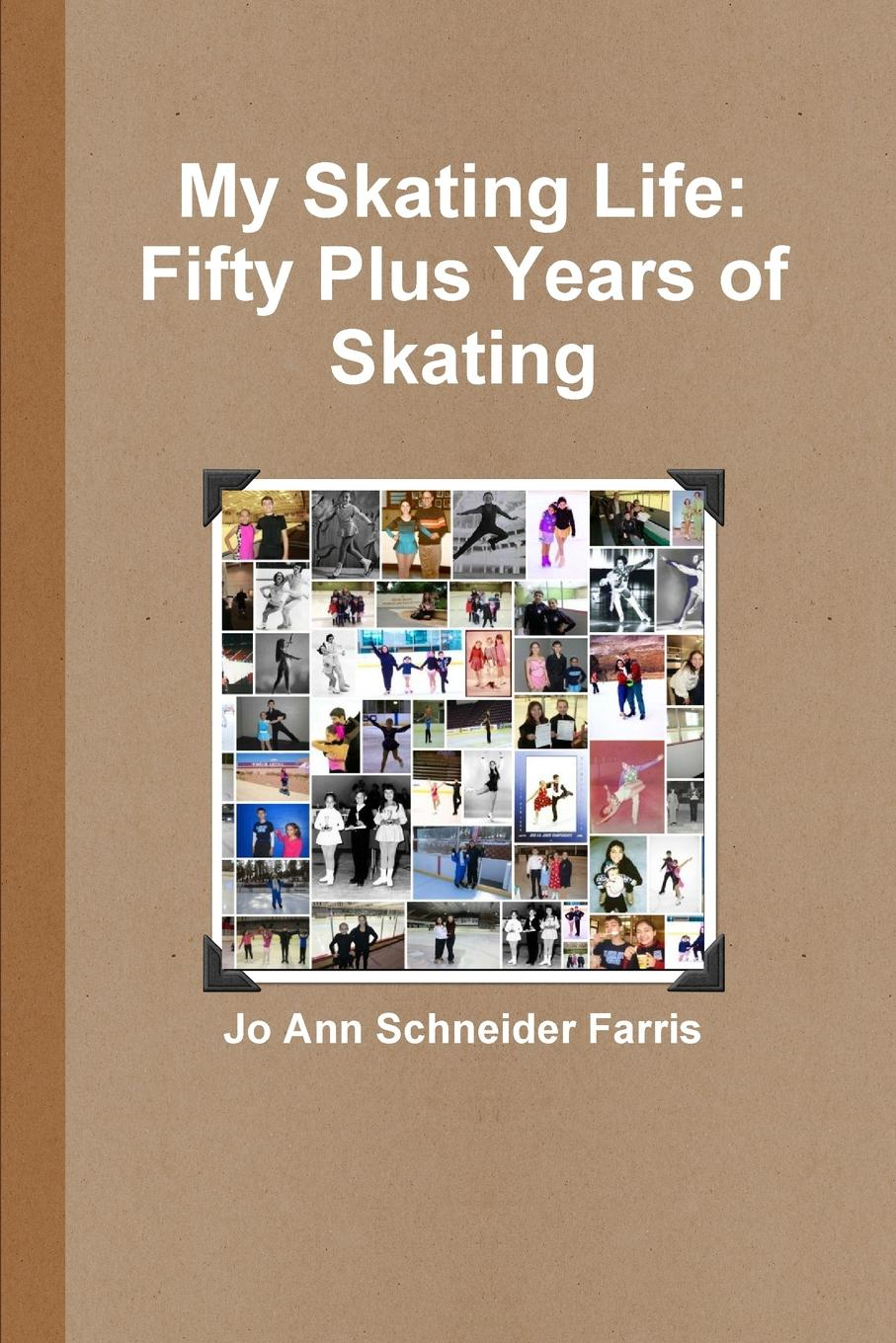 Jo Ann Schneider Farris My Skating Life. Fifty Plus Years of Skating figure skating clothes for performance free shipping trainning clothes for figure skating skating custom