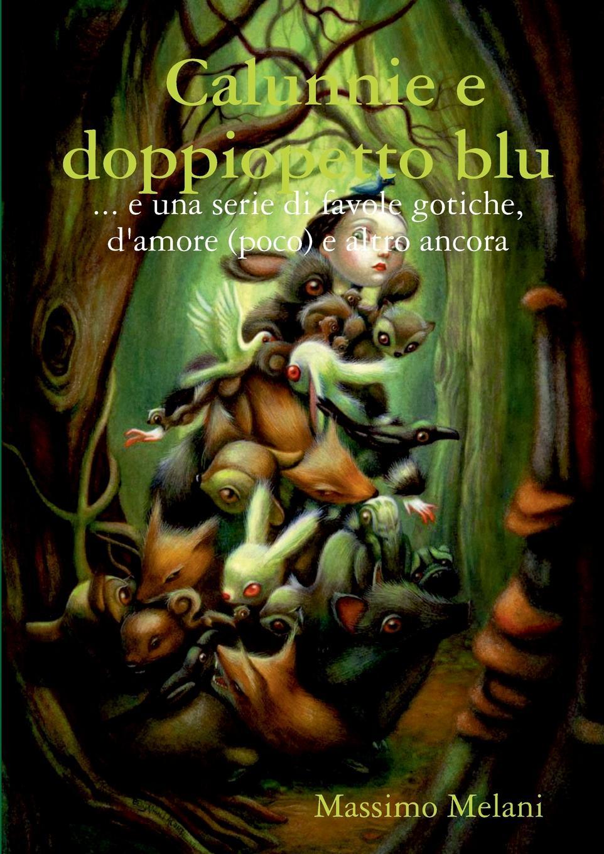Massimo Melani Calunnie e doppiopetto blu платье melani