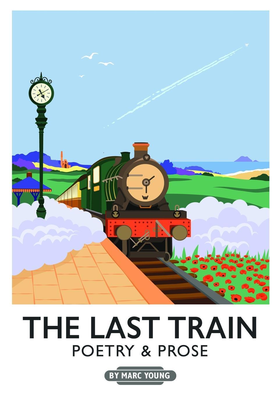 Marc Young The Last Train недорго, оригинальная цена