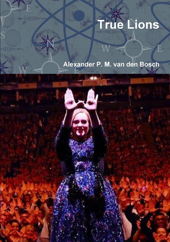 Alexander P. M. van den Bosch True Lions royal lion men s dark pajamas i m the big sister