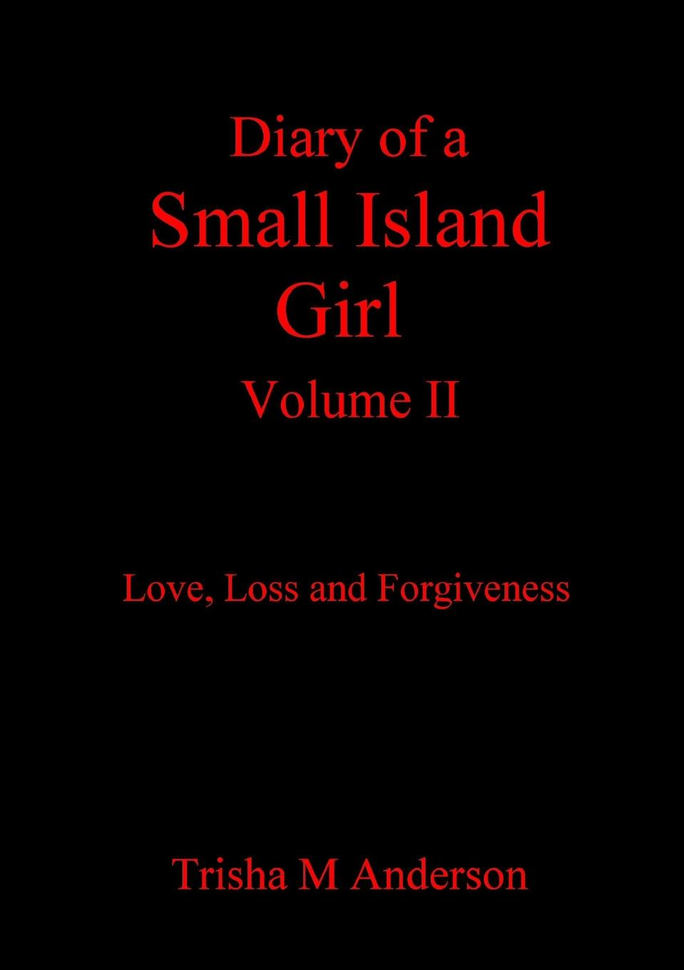 Trisha M Anderson Diary Of A Small Island Girl, Volume II small fresh and simple girl room dreamcatcher hanging decoration