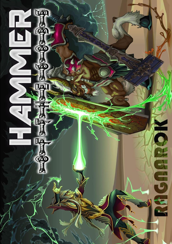 Rogue Planet Press Hammer of the Gods. Ragnarok rogue planet press hammer of the gods