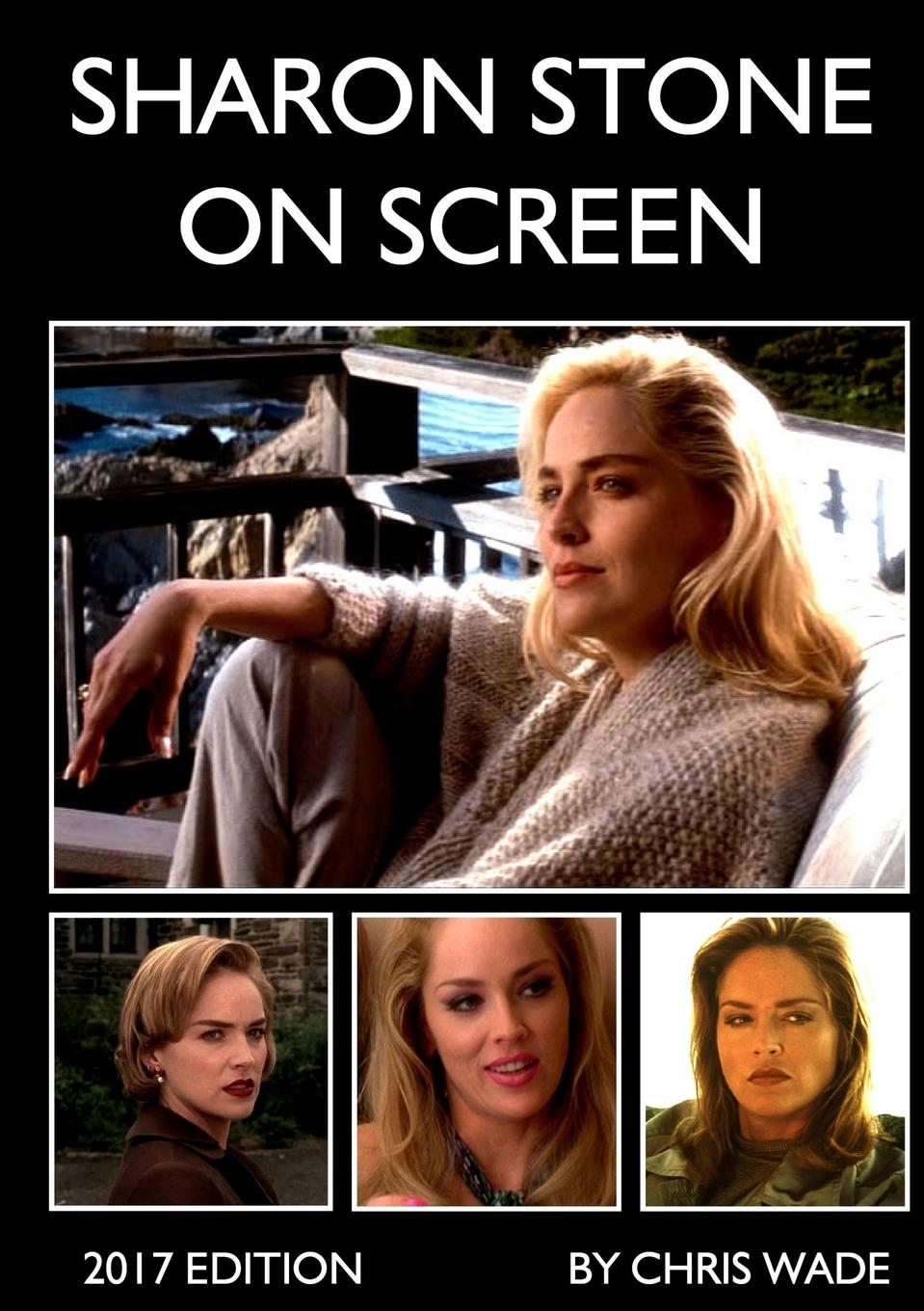 chris wade Sharon Stone On Screen (2017 Edition) sharon rodriguez homeless with honor