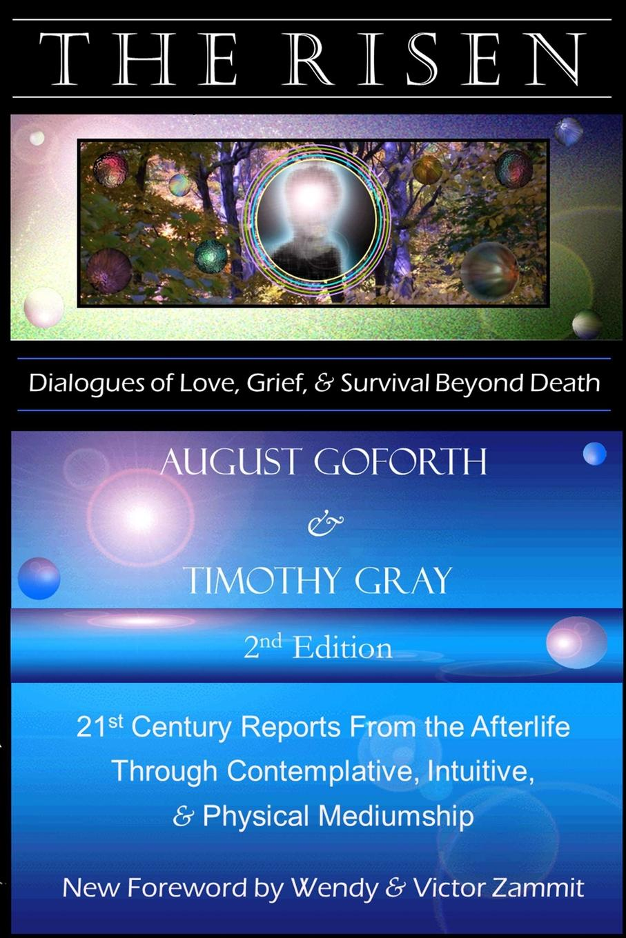 August Goforth The Risen Dialogues the risen
