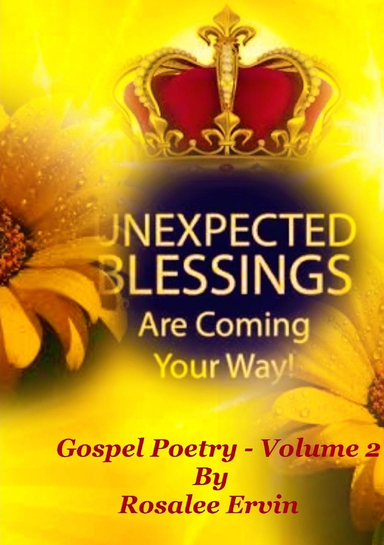 Rosalee Ervin Gospel Poetry Volume 2 etta jones always in our hearts