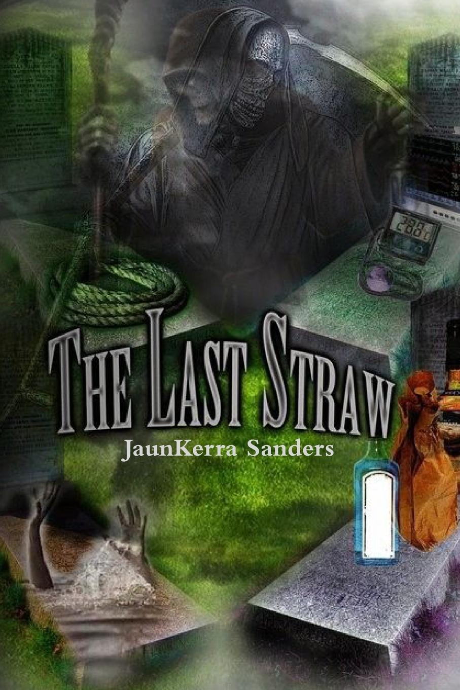 JaunKerra Sanders The Last Straw y the last man deluxe edition book four