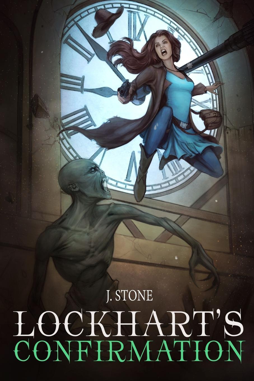 J. Stone Lockhart.s Confirmation slaying the tiger