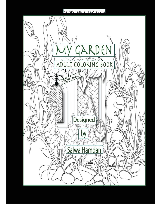 лучшая цена Salwa Hamdan My Garden Book