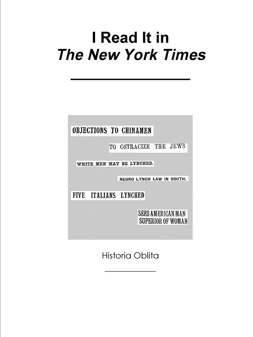 Historia Oblita I Read It in The New York Times richard overy the times history of the world