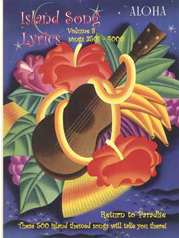 Larry W. Jones Island Song Lyrics Volume 8 недорго, оригинальная цена