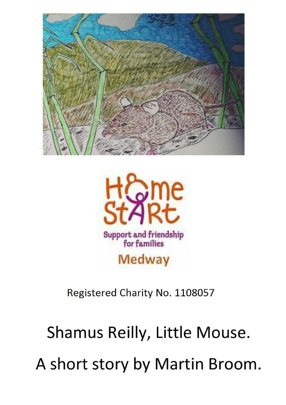 Martin Broom Shamus Reilly, Little Mouse jones c the way to a woman s heart