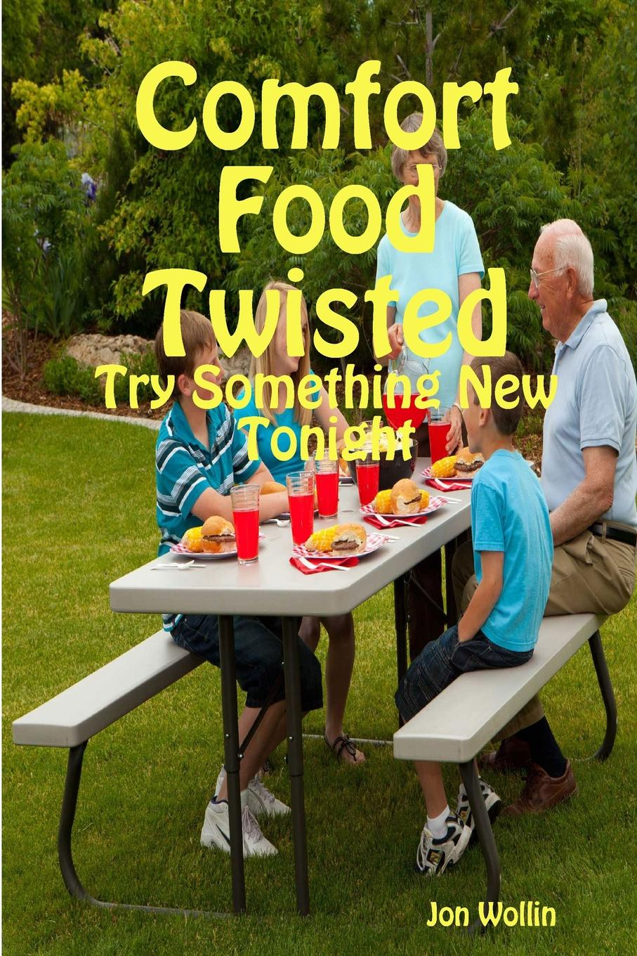 Jon Wollin Comfort Food Twisted kaylee berry lifestyle blog planner journal lifestyle blogging content planner never run out of things to blog about again