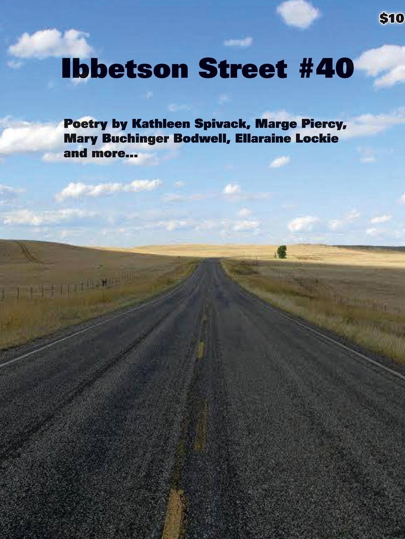 Doug Holder Ibbetson Street .40 doug holder ibbetson street 37