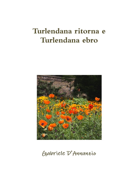 Gabriele D'Annunzio Turlendana ritorna e Turlendana ebro emanuele repetti compendio storico di carrara e massa articoli che fanno parte dell operatta