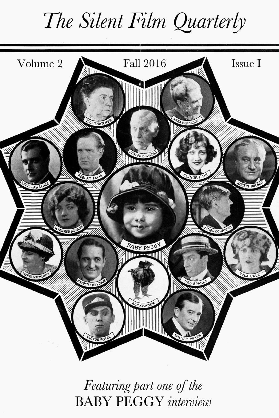 Charles Epting Silent Film Quarterly Issue 5 charles epting silent film quarterly issue 5