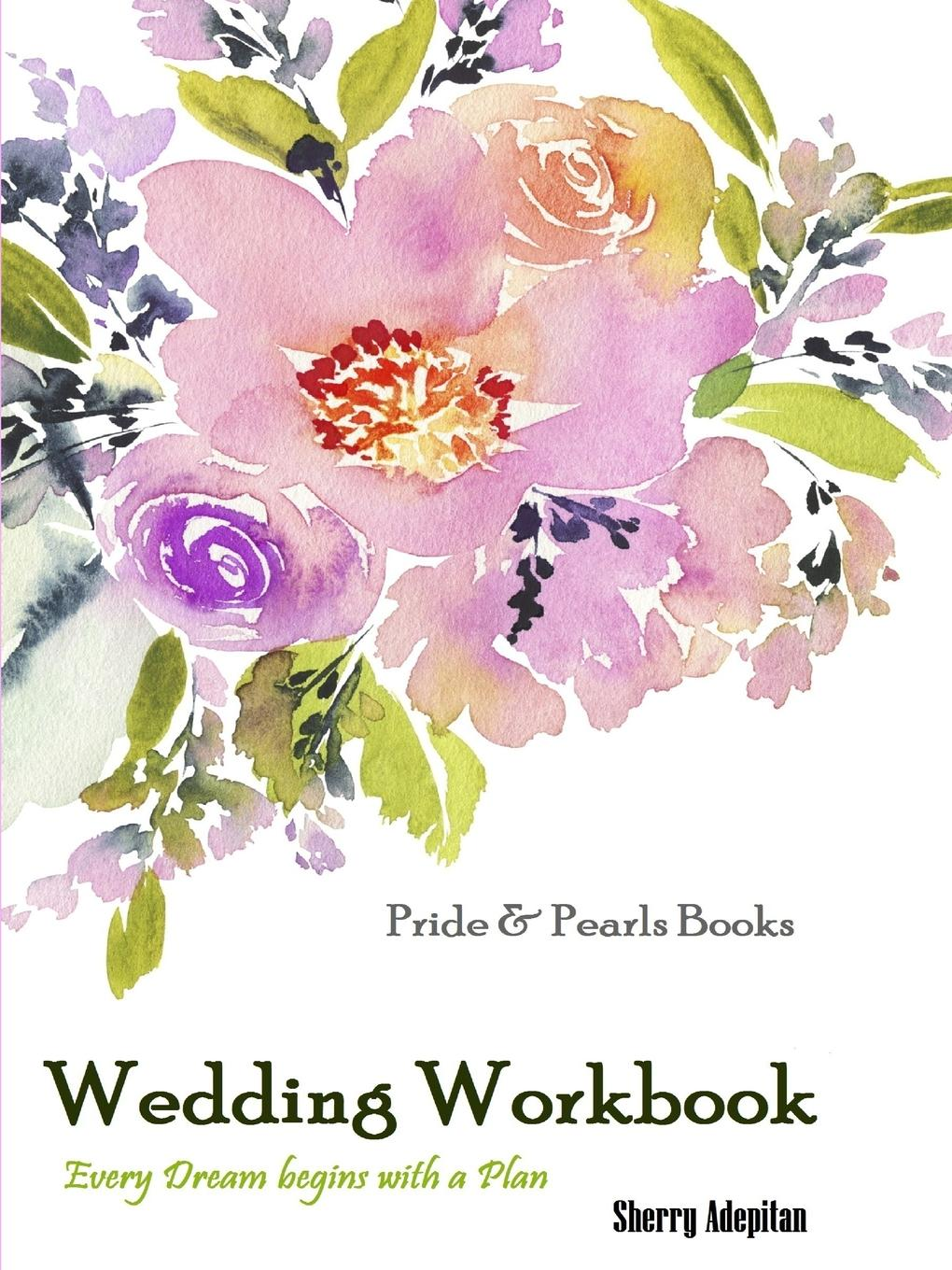 Sherry Adepitan Wedding Workbook cara colter the wedding planner s big day