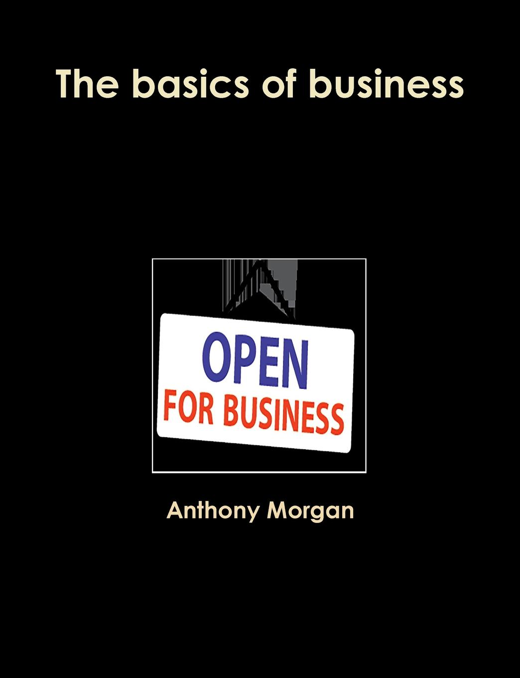 Anthony Morgan The basics of business ramon ray the facebook guide to small business marketing