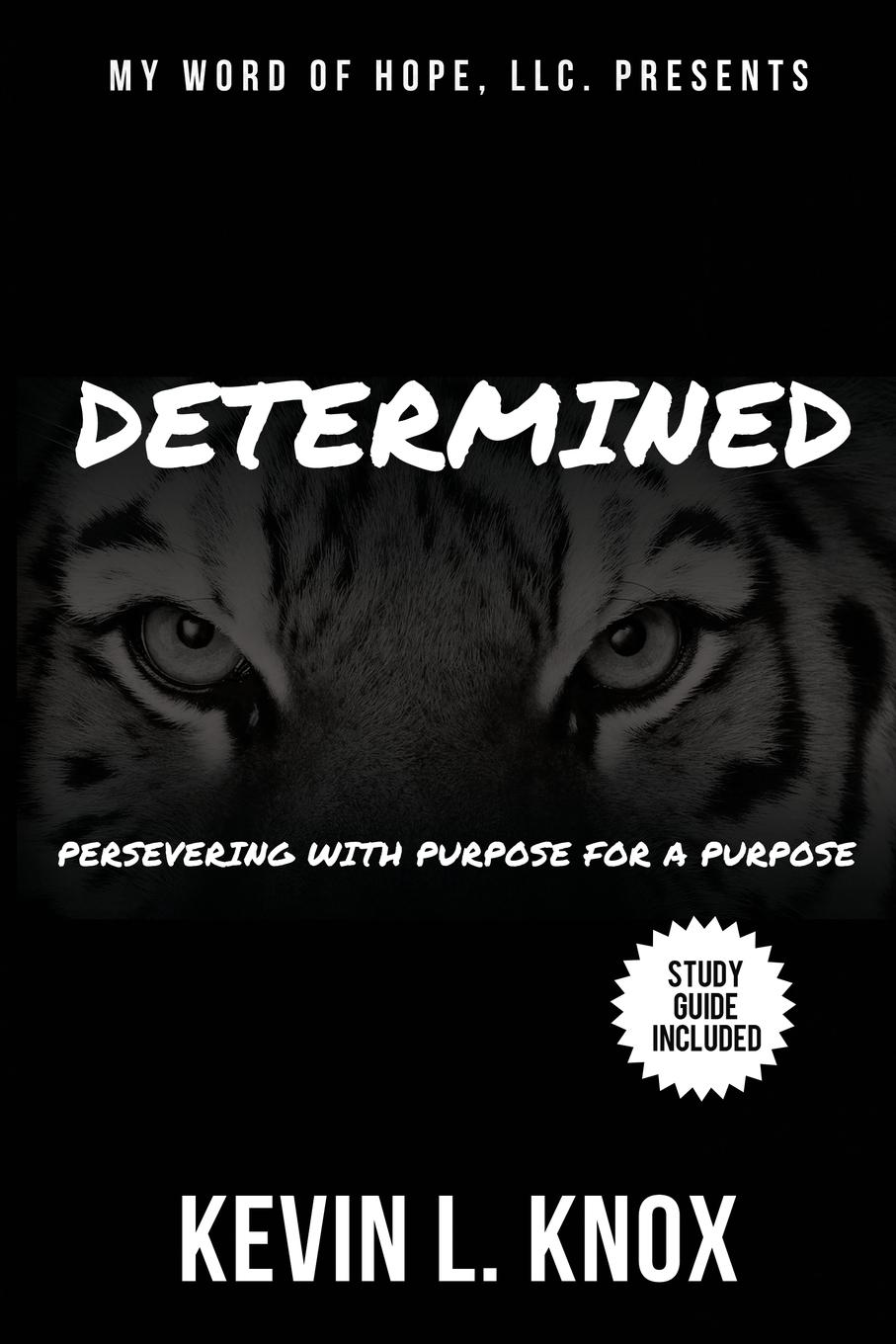 Kevin Knox Determined. Persevering with Purpose for a Purpose kevin r foley iwawo discovering and loving your life journey