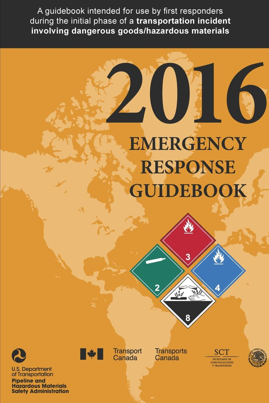 U.S. Department of Health and Human Serv Emergency Response Guidebook 2016 левчук и костюченко м назаров а first aid in case of accidents and emergency situations course book
