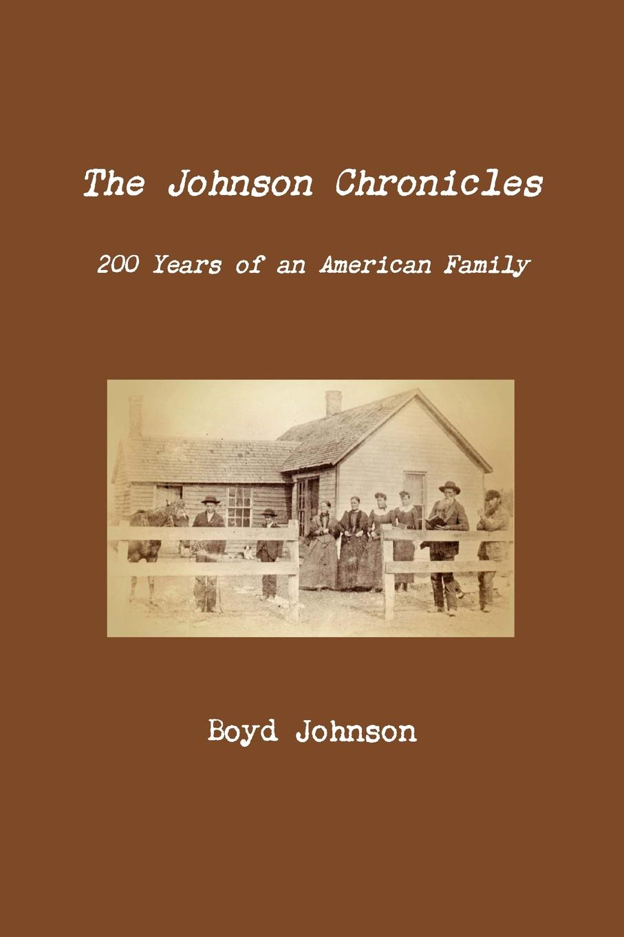 Boyd Johnson The Johnson Chronicles samuel johnson a journey to the western islands of scotland
