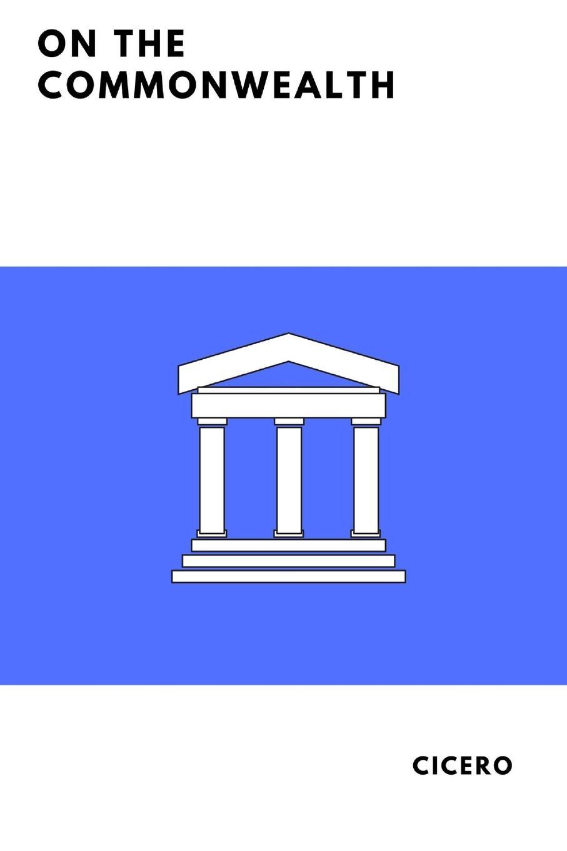 Marcus Tullius Cicero On the Commonwealth the oxford handbook of political philosophy