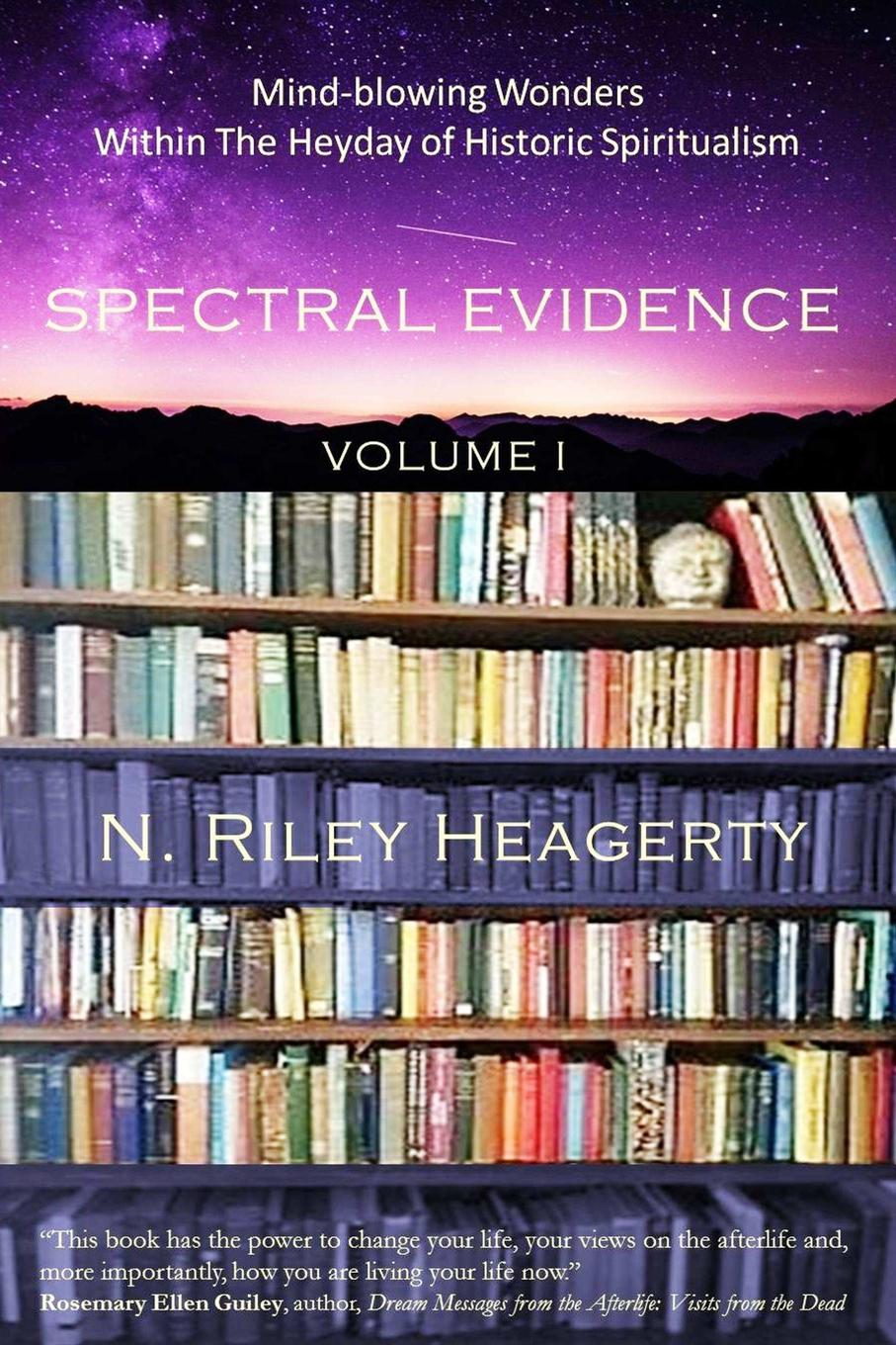 N. Riley Heagerty Spectral Evidence dulmus catherine n the profession of social work guided by history led by evidence
