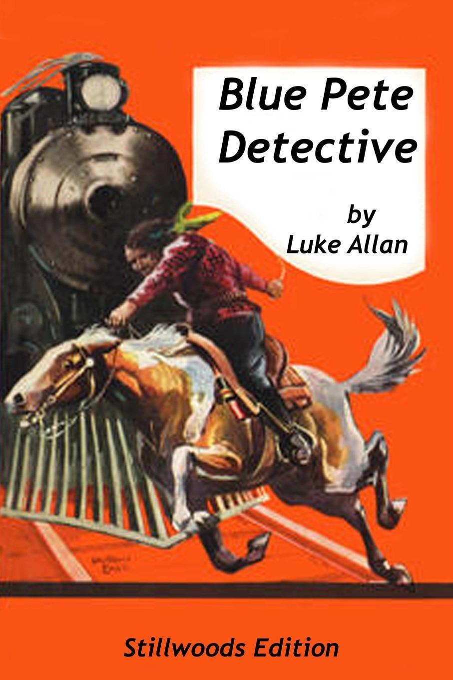 Luke Allan Blue Pete. Detective allan cohen r influence without authority