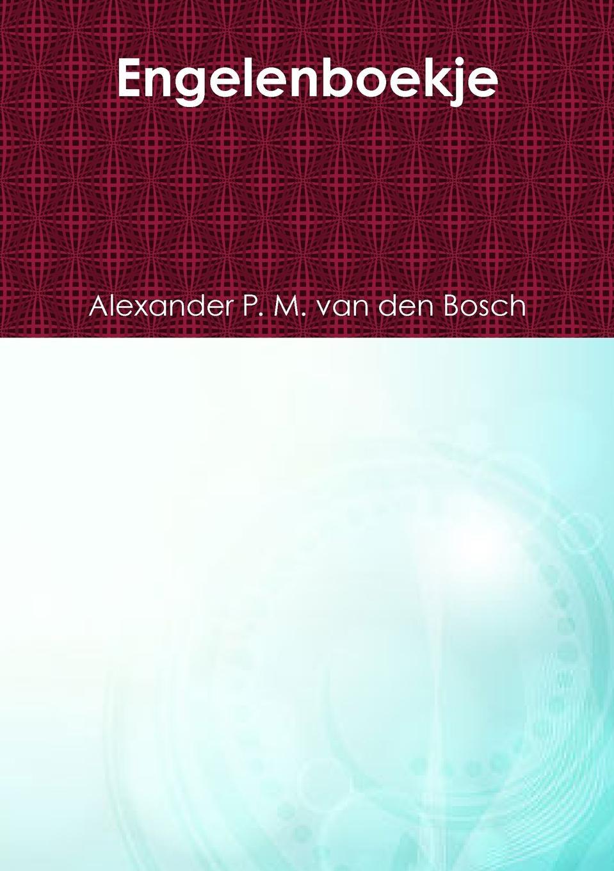 купить Alexander P. M. van den Bosch Engelenboekje по цене 1714 рублей