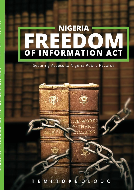 Temitope Olodo Esq. Nigeria Freedom of Information Act temitope olodo inheritance