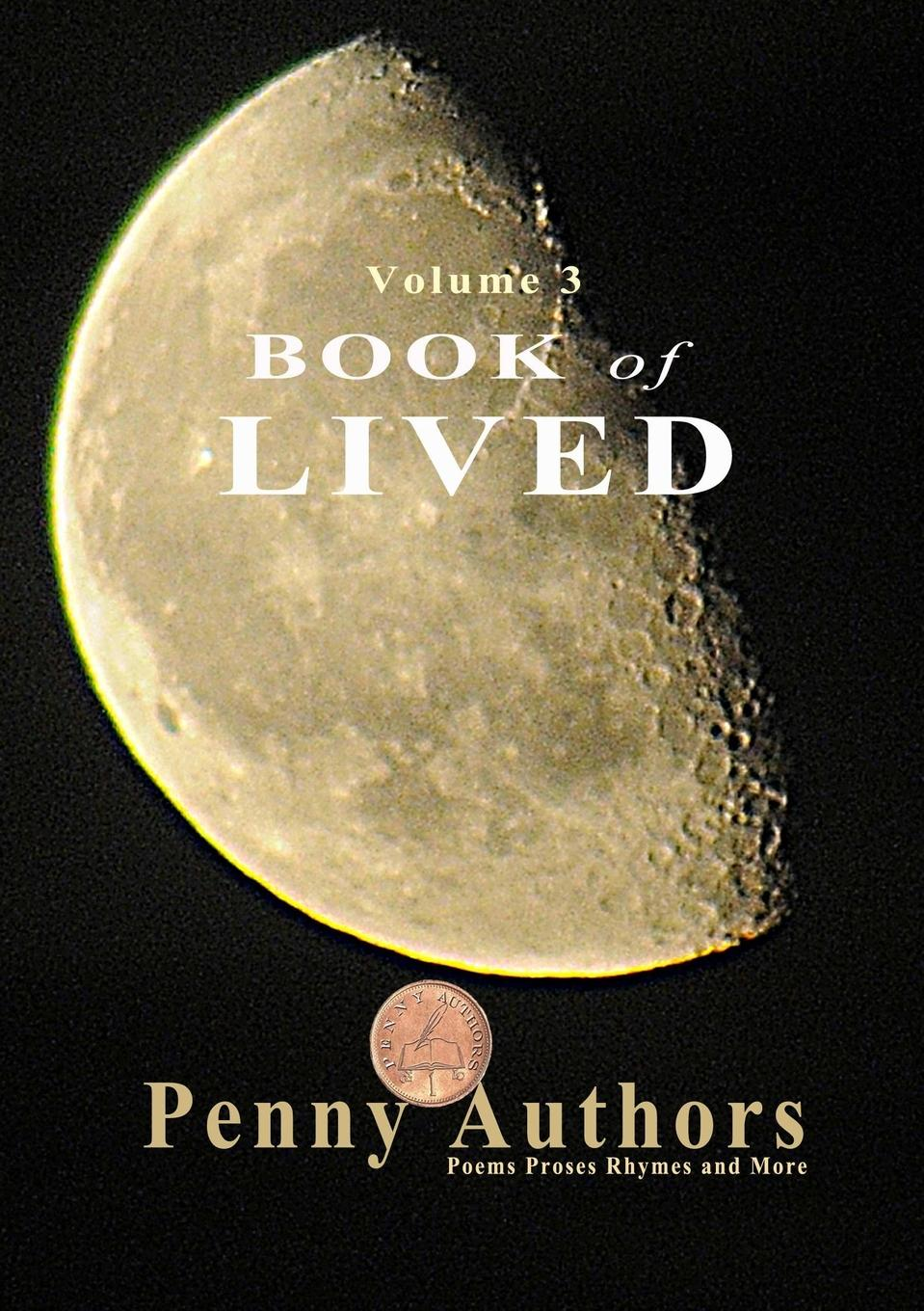 Penny Authors Book of Lived the penny pinchers club