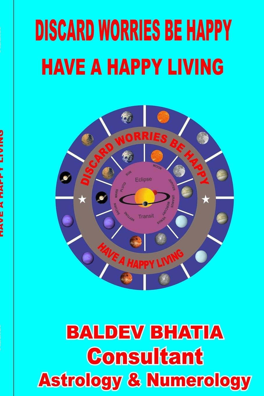 BALDEV BHATIA DISCARD WORRIES BE HAPPY gill hasson positive thinking pocketbook little exercises for a happy and successful life