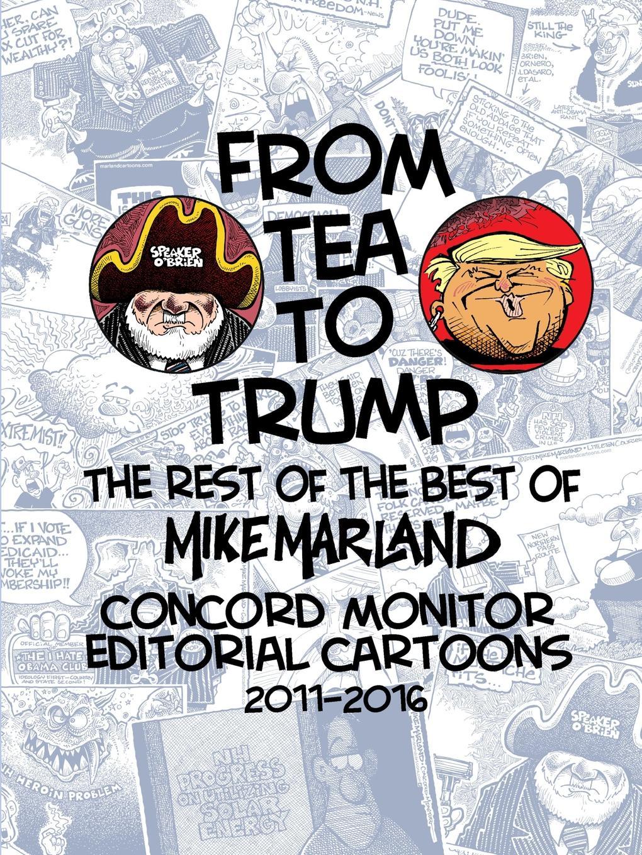 цены на Mike Marland From Tea To Trump  в интернет-магазинах