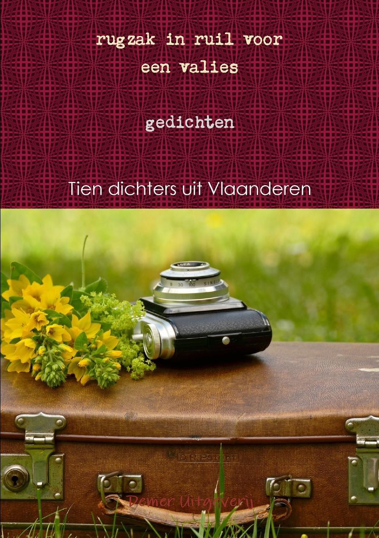 Tien dichters uit Vlaanderen rugzak in ruil voor een valies