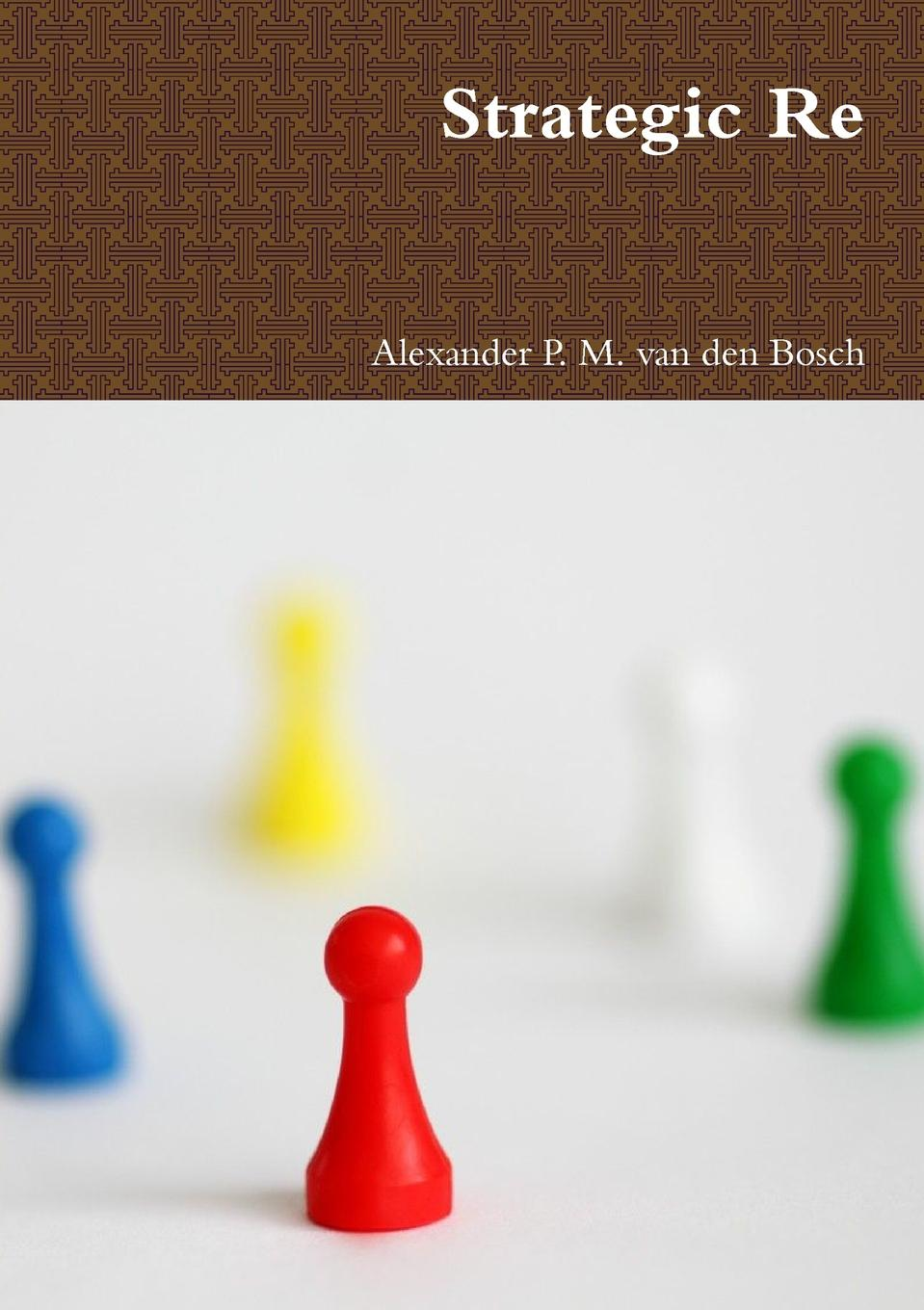 Alexander P. M. van den Bosch Strategic Re heidi rice so now you re back